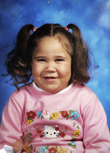 Katelynn Sampson Age 6 Murdered by Guardians